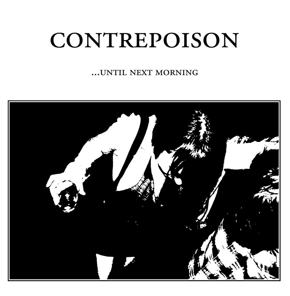 "Image of CONTREPOISON - ...Until Next Morning 12"" EP"