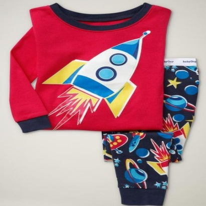 Image of Rockets - Kids Pyjama's