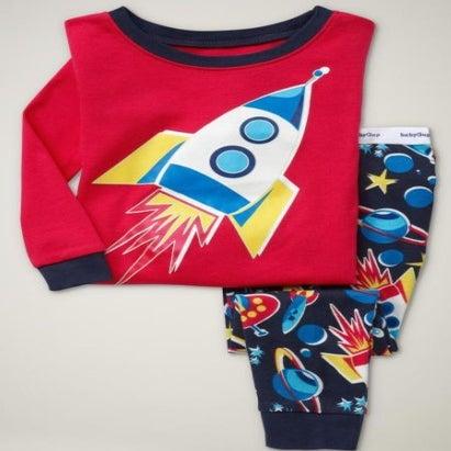 Image of Rockets - Kids Pyjama's