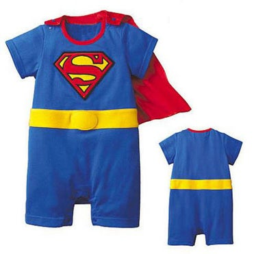 Image of Superman Romper