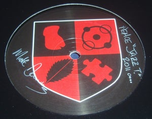 Image of TOTAL001 - signed copy by Matt Domino and Jazz T