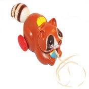 "Image of ""Roly Raccoon"" FISHER PRICE"