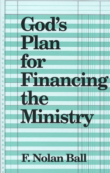 Image of God's Plan for Financing the Ministry