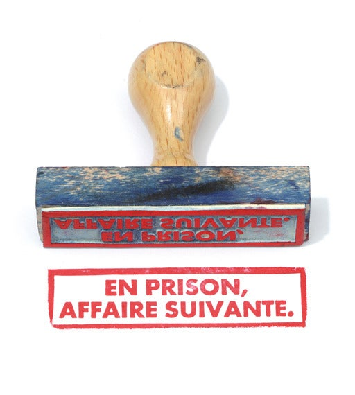 Image of En prison, affaire suivante.