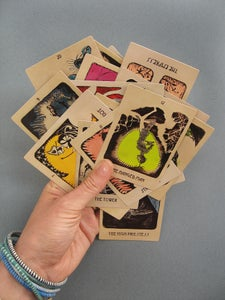 Image of THE WAY OF THE FOOL DECK - SIGNED COLLECTORS EDITION