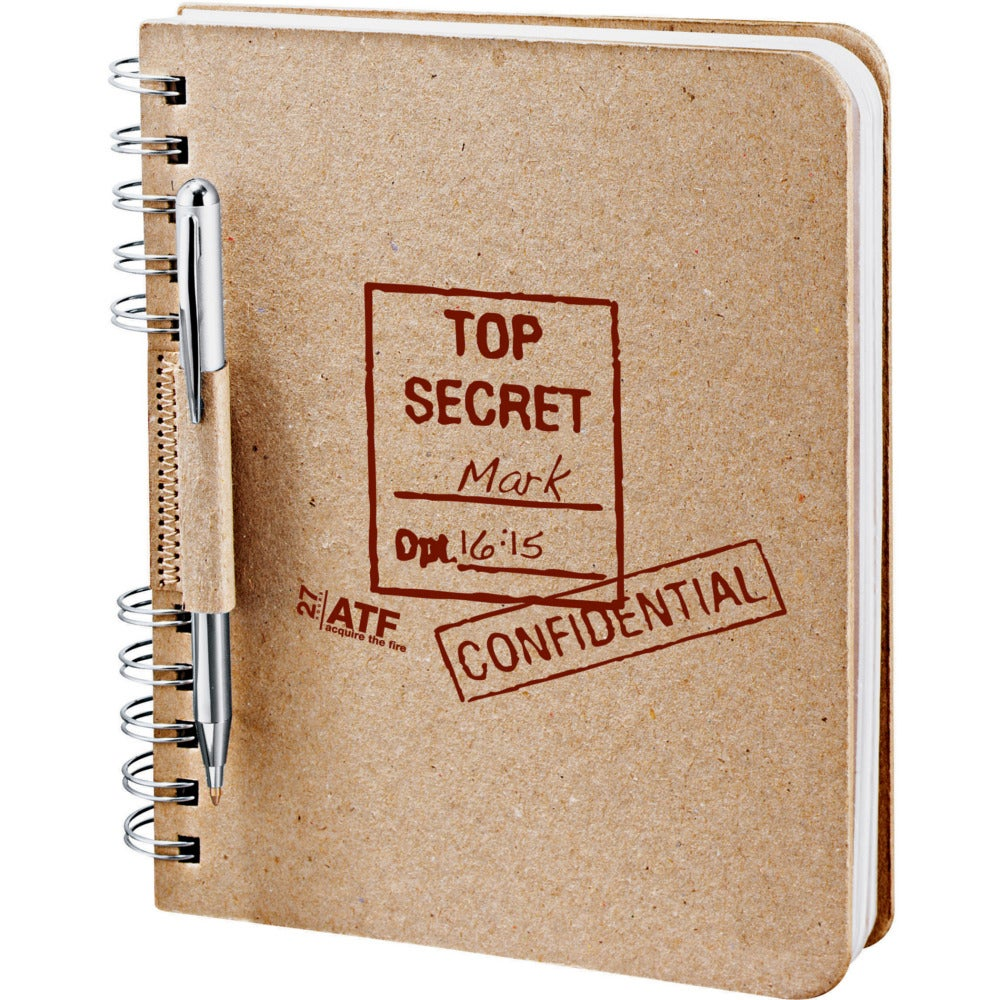 Image of Top Secret Journal