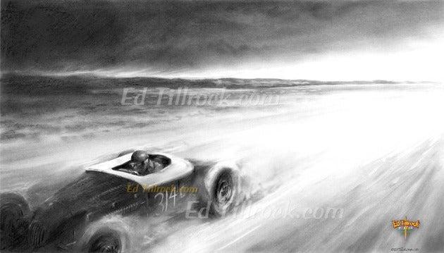 "Image of ""El Mirage"" 11x17 print"