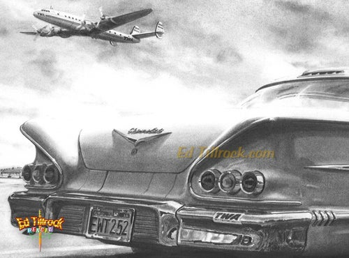"Image of ""Fly the Finest""  Signed & Numbered 20x24 Giclee' Print"