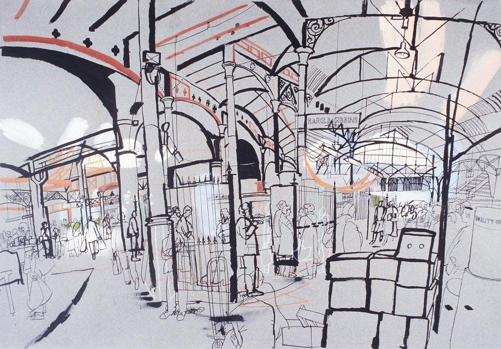 Image of Borough Market