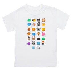 Image of ABCritters - Kids T-Shirt