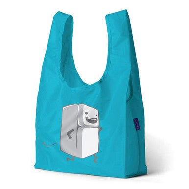 Image of Refridgerator Running - Tote Bag