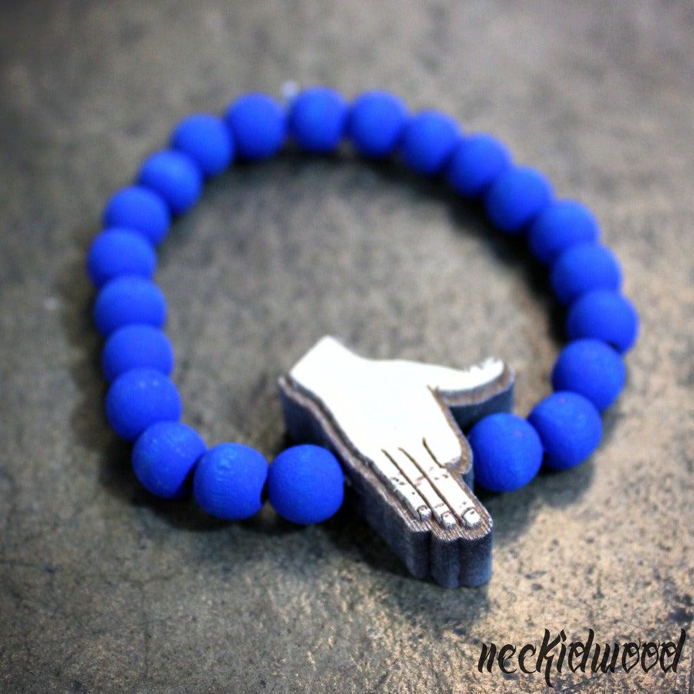 Image of Iota Phi Theta Sign Bracelet
