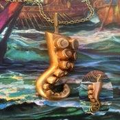 Image of tentacule