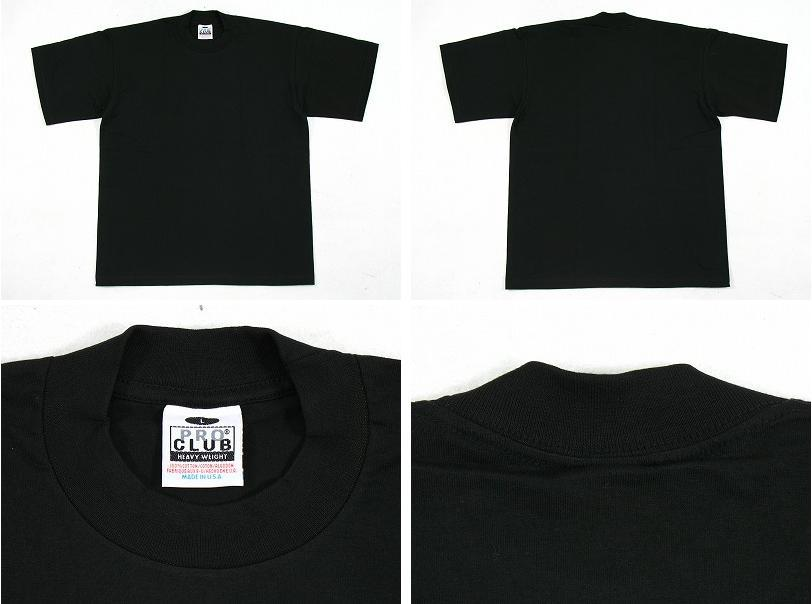 HEIGHTS TEES — PRO-CLUB Blank T-shirts LOWEST PRICE!