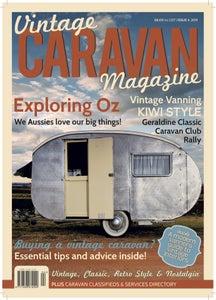 Image of Issue 4 Vintage Caravan Magazine