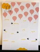 Image of 2012 Calendar - HOT AIR BALLOONS