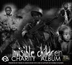 Image of The 405 Charity Album: Invisible Children