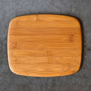 Bamboo Cutting Board -  $13