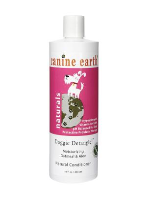 Image of Canine Earth Doggie Detangle Moisturizing Oatmeal & Aloe Conditioner