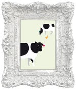 Image of Farmyard print