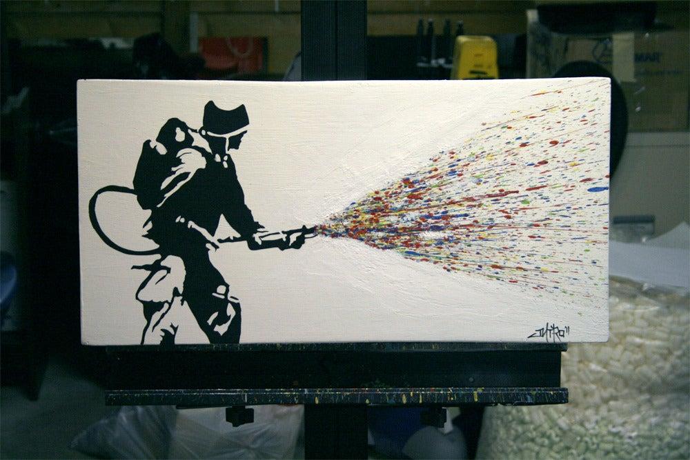 Image of Flamethrower