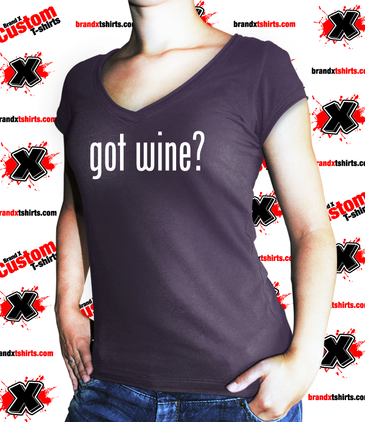 Image of Got Wine? -Womens