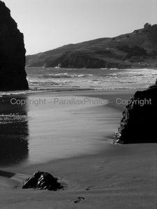 Image of Footprint - 5x7 Photographic Print