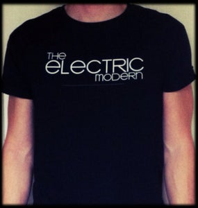 Image of The Electric Modern - Logo T-Shirt - Short sleeve