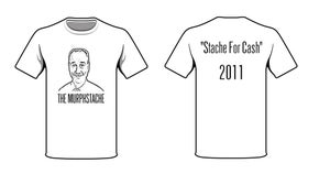 Image of The Murphstache T-Shirt