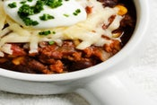 Image of Jane's Amazing Turkey Chili