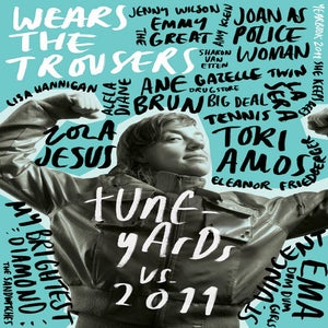 Image of Wears The Trousers #8 - 2011 yearbook (PRINT EDITION)