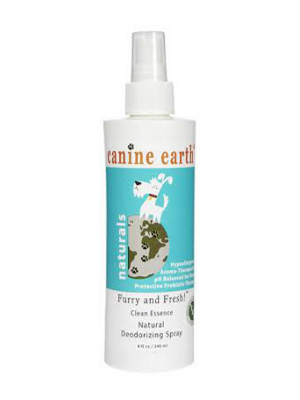 Image of Canine Earth Furry and Fresh! Deodorizing Spray