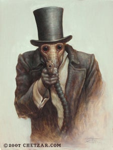 """Image of I Want You- Canvas Giclee 11x14"""""""
