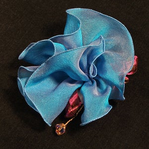 Image of P16   Blue Flou