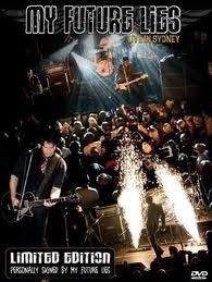 Image of LIVE IN SYDNEY DVD ( 2008 )