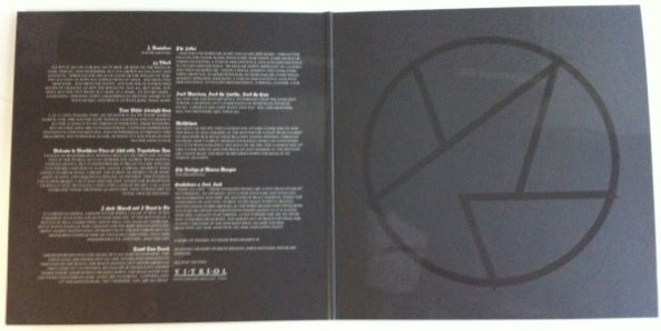 Image of Earth Control (Owen Hart (VIT011)LP Repress Available Now! (No CD)