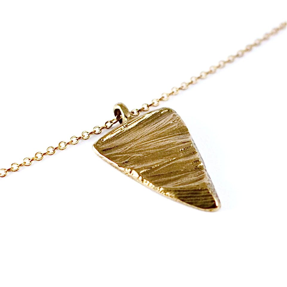 Image of Slice of Sand pendant