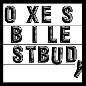 Image of Oxes - Bile Stbudy (Screen-printed, ltd. 100)