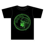 Image of Halloween Logo - Black T-Shirt
