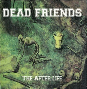 """Image of CD """"The After Life"""""""