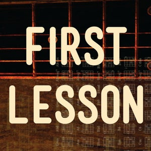 Image of First Lesson