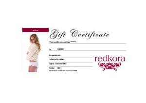 Image of eGift Certificate $50