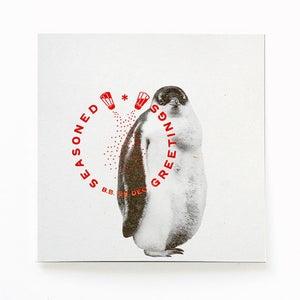 Image of Fluffy Penguin Omelette
