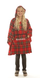 Image of Festive Plaid - Kids