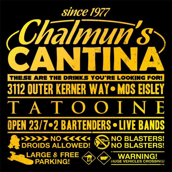 Image of Chalmuns cantina