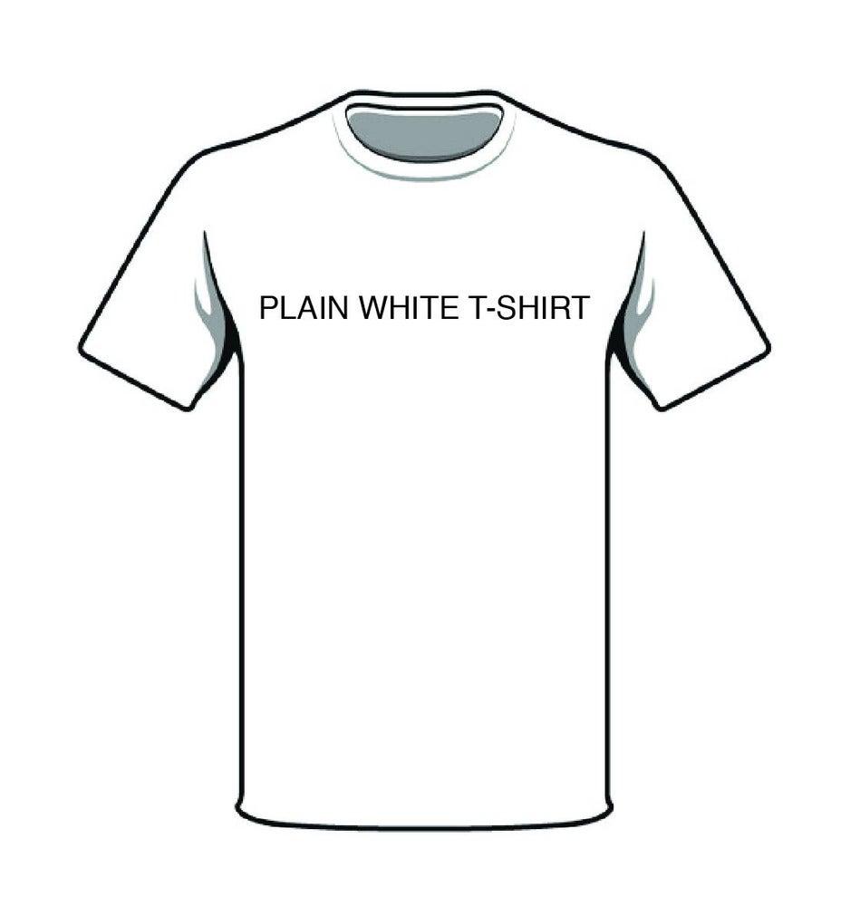 Loveteeshirts t shirts plain white t shirt for The best plain white t shirts