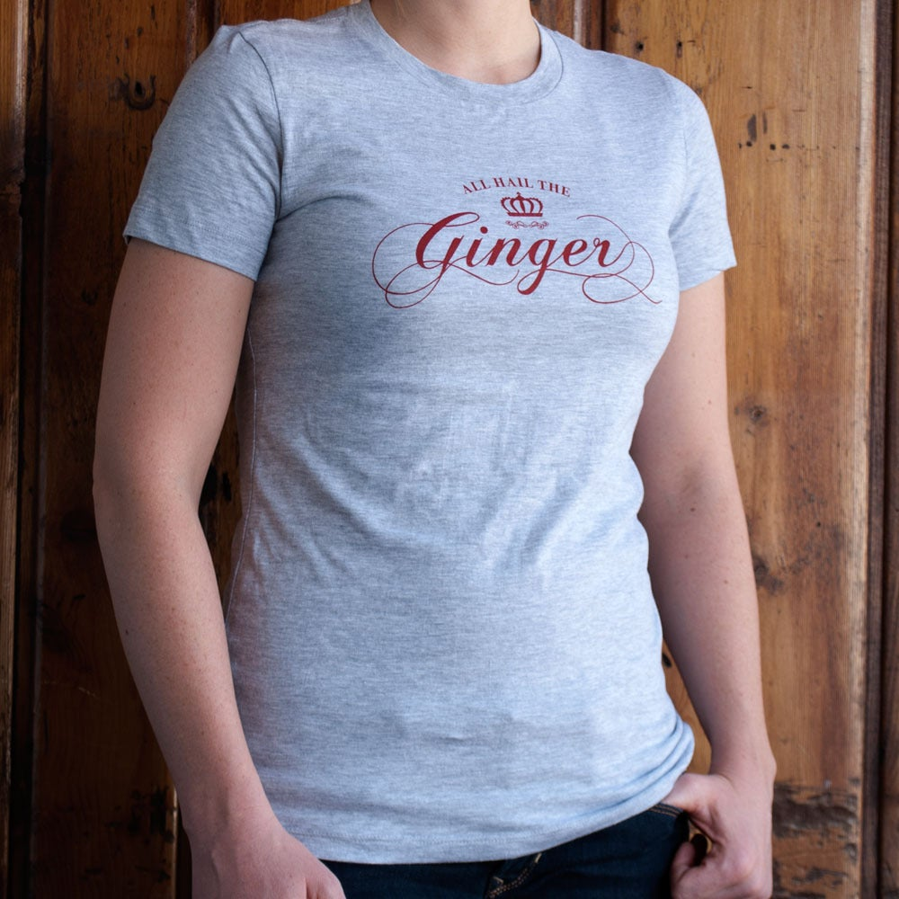 Image of Hail Ginger Tee