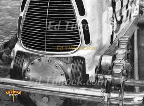 """Image of """"Miller/Hartz Special""""  Signed & Numbered 20x24 Giclee' Print"""
