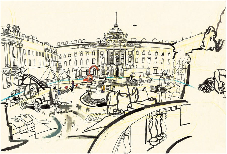 Image of Courtyard at Somerset House