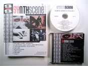 Image of SYNTH SCENE Magazine w/ COMPILATION CD combination
